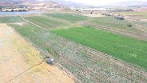 Tunceli'de sulu tarım ekonomiye 51 milyon TL katkı sağlayacak