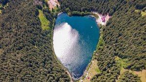 Turizmin kalbi Karagöl'de atıyor
