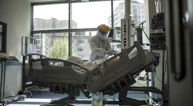 Türkiye'de 16 Haziran günü koronavirüs nedeniyle 71 kişi vefat etti, 6 bin 221 yeni vaka tespit edildi