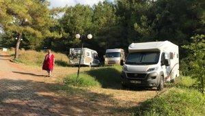 Türkiye'deki potansiyel karavan alanları belirlendi