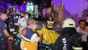 Üç küçük kız kardeş çıkan yangında hayatını kaybetti