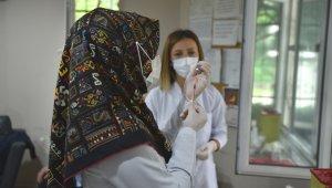 Ulaştıran ekibe mobil aşı - Bursa Haberleri