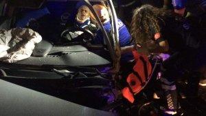 Van'da trafik kası: 1 yaralı