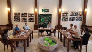 Yeşilay Bursa Şubesinde görev değişikliği - Bursa Haberleri