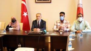 Yozgat Bozok Üniversitesi ilk kez uluslararası öğrenci alımı için sınav yapacak