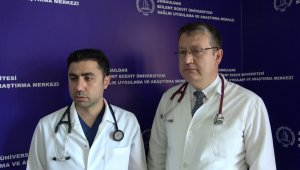 ZBEÜ'lü doktorlardan kalp hastalarında başarı oranı yüzde 98'lik uygulama