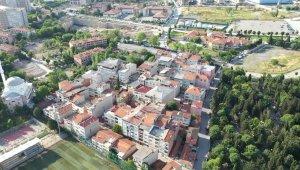Zeytinburnu'nda kentsel dönüşüm: Projeler 85 bin metrekarelik alanı kapsıyor
