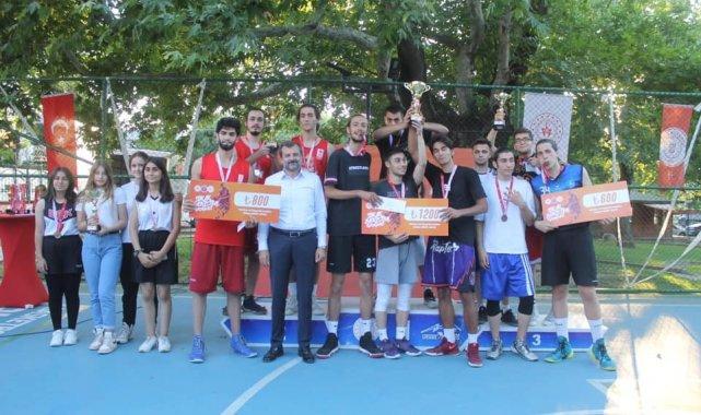 Gürsu'da sokak basketbolu turnuvası - Bursa Haberleri