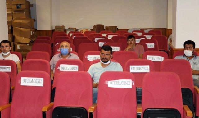 Mudanya'da kurban kesim elemanı eğitimi verildi - Bursa Haberleri