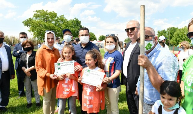 Mustafakemalpaşa TEMA Vakfı faaliyetlerini açıkladı - Bursa Haberleri