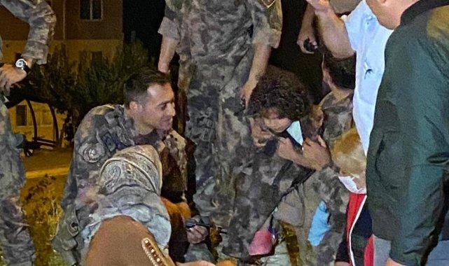 Ankara'da kayıp olan 5 yaşındaki otizmli çocuk 7 saat sonra sığınakta bulundu