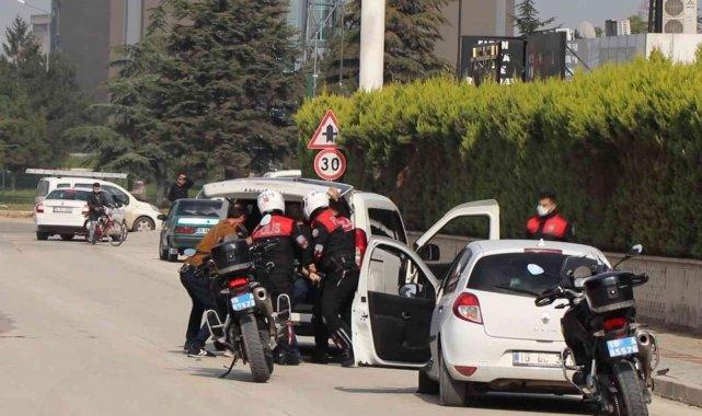 Bursa'da nefes kesen tatbikat - Bursa Haberleri