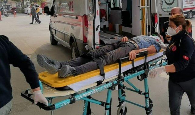 İnşaattan düşen işçi yaralandı - Bursa Haberleri