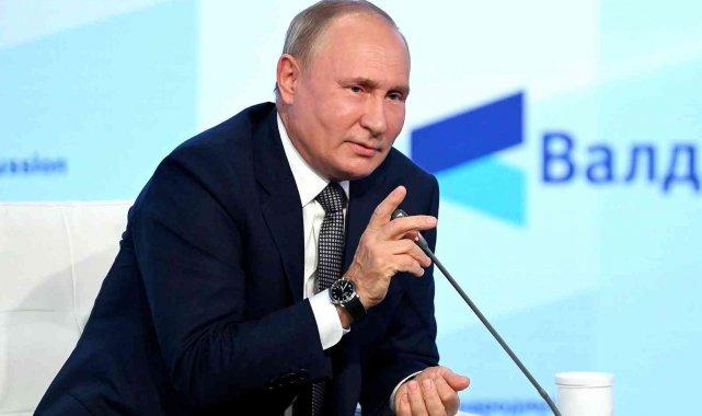 """Putin: """"Cumhurbaşkanı Erdoğan haklı. BM 2. Dünya Savaşı'ndan sonra kuruldu ve o zaman farklı güç dengeleri vardı"""""""