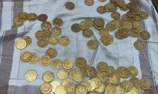 """""""Dedemde 120 Osmanlı altını var"""" deyip dolandırmak istediler"""