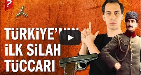 Bir Türk Silah Fabrikatörünün Pek Bilinmeyen Hikayesi: Nuri Killigil