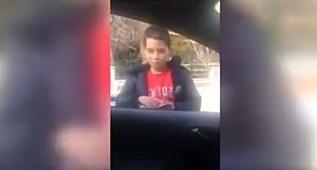 Oyuncak silahla çevirme yapan çocukların hazin sonu