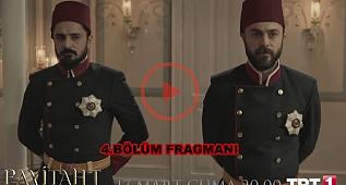 Payitaht 'Abdülhamid' 4.Bölüm Fragmanı