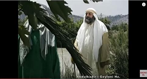 Abdulkadir-i Geylani Hazretleri - Batmayan Güneş