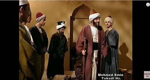 """Mehmed Emin Tokadi Hazretleri """"Beyaz Gece"""""""
