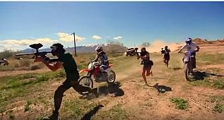 Paint Ball savaşında Mad Max deneyimi!