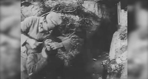 İstiklâl Harbi sırasında diş çektiren Mehmetçik