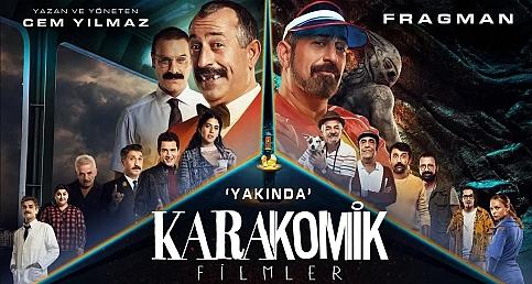 Cem Yılmaz - Karakomik Filmler -  2 Arada ve Kaçamak Fragman