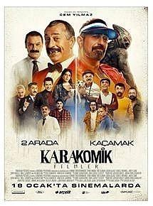 2 ARADA - KAÇAMAK - KARAKOMİK FİMLER