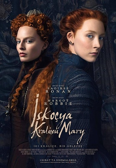 İskoçya Kraliçesi Mary