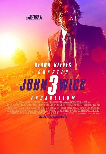 John Wick 3: Parabellum Filmi
